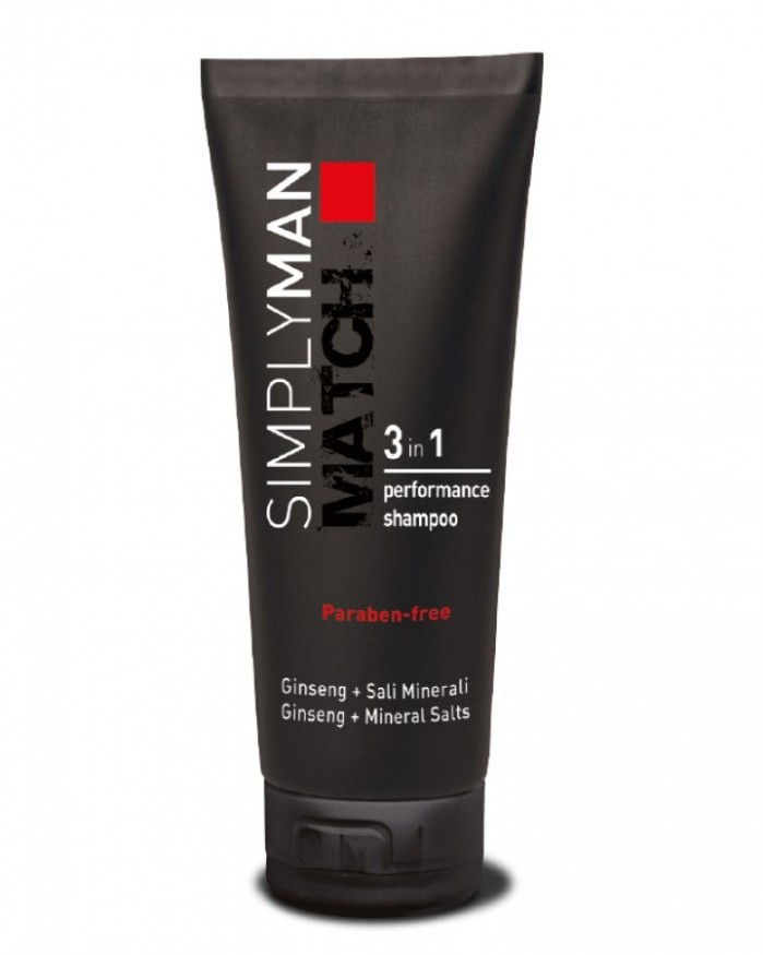 Nouvelle «3 In 1» Performance Shampoo