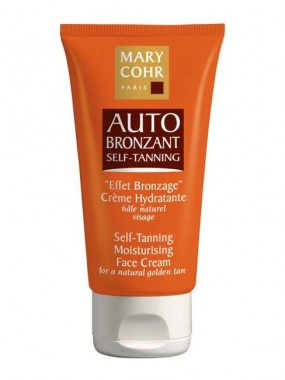 MARY COHR Auto-bronzant visage