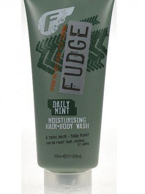 Fudge Daily Mint Hair and Body
