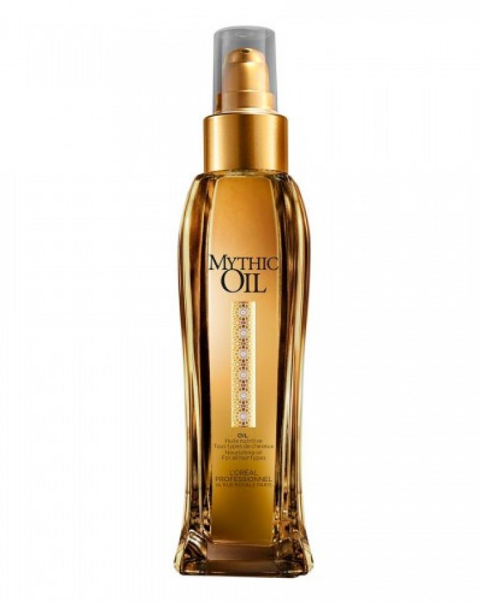 L'oreal Professionnel Mythic Oil Nourishing Oil For All Hair Types