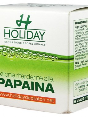 Holiday Papaina Inhibitor Lotion