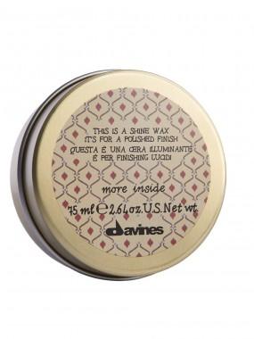 Davines More Inside Shine Wax
