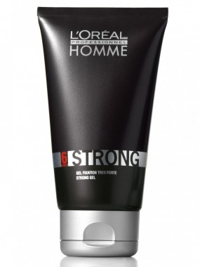 Loreal Lp Homme Strong Gel