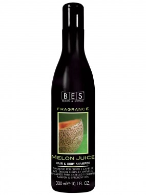 Bes Hair & Body Shampoo Fragrance Melon Juice