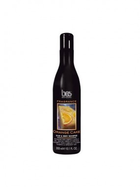Bes Hair & Body Shampoo Fragrance Orange Cake