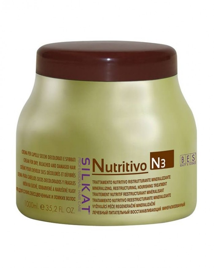 Bes Silkat Nutritivo Cream №3
