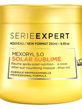 L'Oreal Professionnel Solar Sublime After-Sun Masque