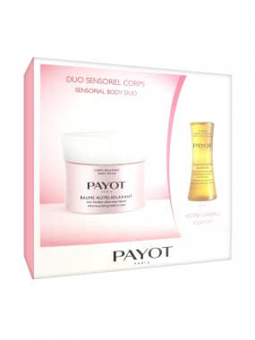 НАБОР PAYOT BODY DUO SET