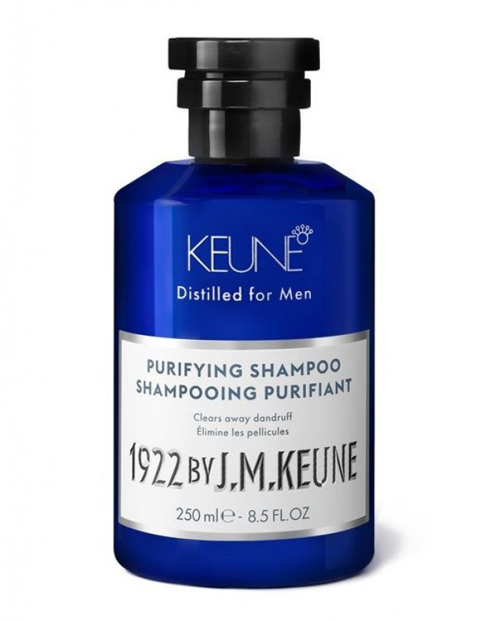 KEUNE 1922 BY J.M.  PURIFYING SHAMPOO