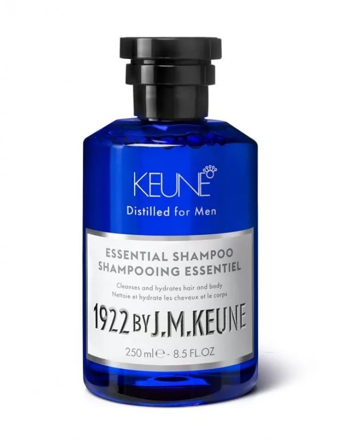KEUNE 1922 BY J.M. ESSENTIAL SHAMPOO
