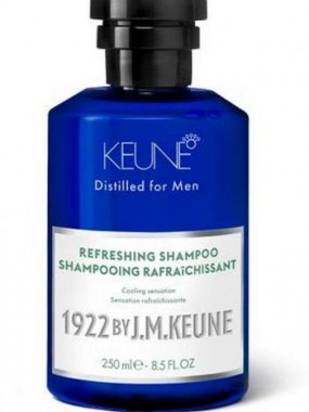 KEUNE 1922 BY J.M. REFRESHING SHAMPOO