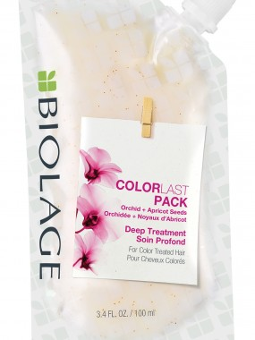 MATRIX BIOLAGE COLORLAST DEEP TREATMENT PACK