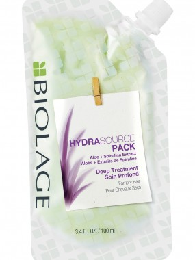 MATRIX BIOLAGE HYDRASOURCE DEEP TREATMENT PACK