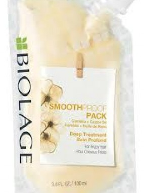 MATRIX BIOLAGE SMOOTHPROOF DEEP TREATMENT PACK