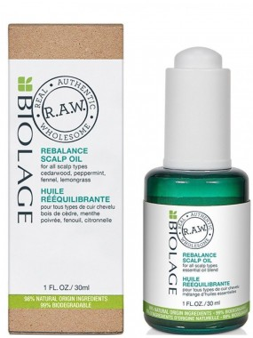 MATRIX BIOLAGE RAW SCALP REBALANCE OIL