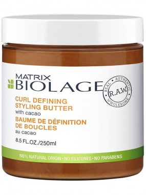 MATRIX BIOLAGE RAW CURL DEFINING STYLING BUTTER