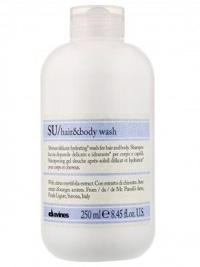 Davines Su Hair& Body After Sun Wash