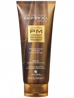 ALTERNA BAMBOO ANTI-FRIZZ PM OVERNIGHT SMOOTHING TREATMENT