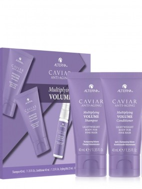 НАБОР ALTERNA CAVIAR ANTI-AGING MULTIPLYING VOLUME CONSUMER TRIAL KIT