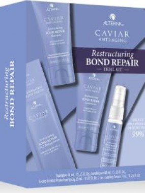 НАБОР ALTERNA CAVIAR ANTI-AGING BOND REPAIR CONSUMER TRIAL KIT