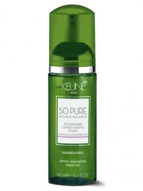 Keune So Pure Volumizing Conditioning Foam