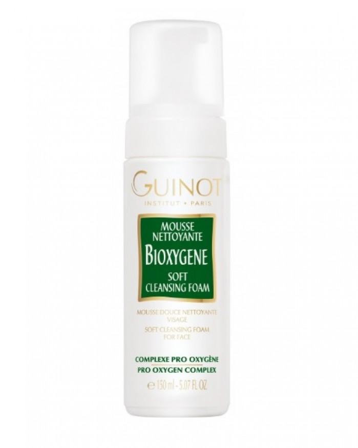 GUINOT Mousse Bioxygene