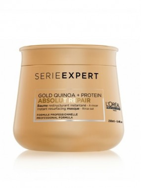 L'OREAL PROFESSIONNEL ABSOLUT REPAIR LIPIDIUM GOLD QUINOA + PROTEIN MASQUE