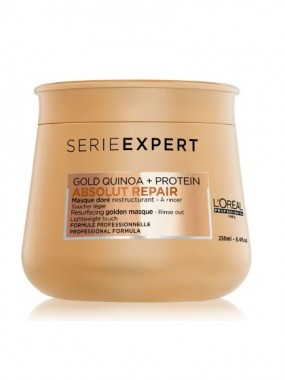 L'oreal Professionnel Absolut Repair Lipidium Gold Quinoa + Protein Golden Masque