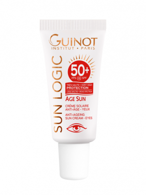GUINOT AGE SUN CREME SOLAIRE ANTI-AGE YEUX SPF50+