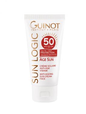 GUINOT AGE SUN Cream Face CR SPF50