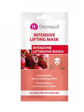 DERMACOL Tissue Intensive Lifting Mask