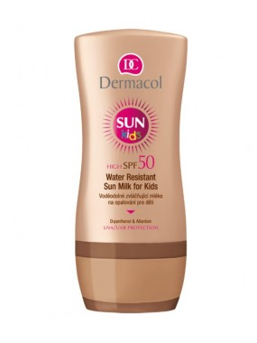 Water Resistant Sun Milk for Kids SPF30 / SPF50