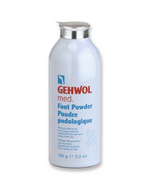 GEHWOL GEHWOL-MED FOOT POWDER