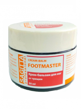 SAGITTA CREAM - BALM FOOTMASTER