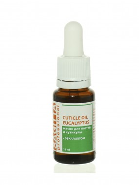 SAGITTA CUTICLE OIL EUCALYPTUS