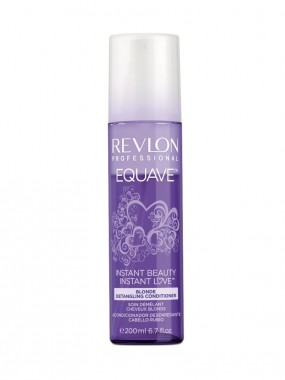 REVLON EQUAVE INSTANT BEAUTY BLONDE DETANGLING CONDITIONER