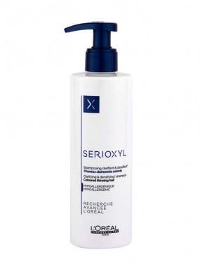 L'OREAL PROFESSIONNEL SERIOXYL SHAMPOO FOR NATURAL HAIR