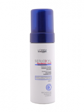L'OREAL PROFESSIONNEL SERIOXYL DENSIFYING MOUSSE FOR COLOURED THINNING HAIR