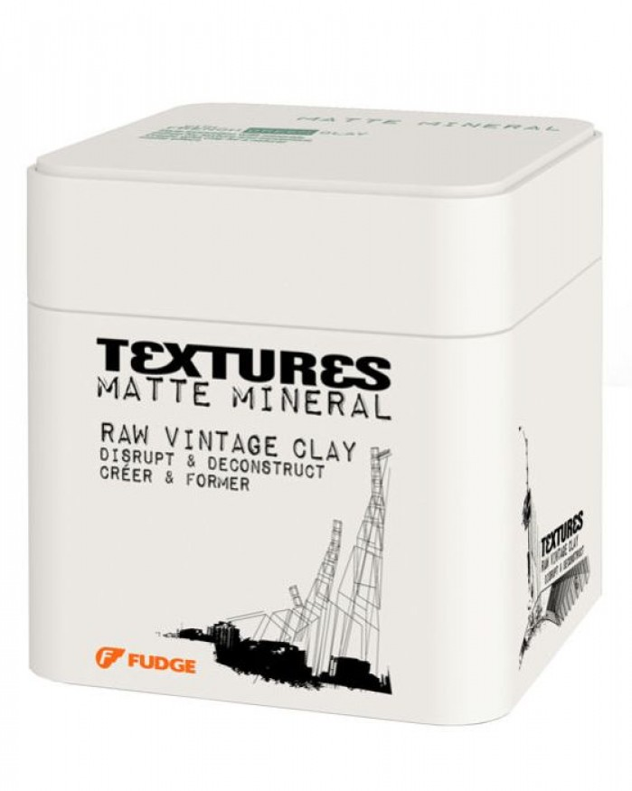FUDGE TEXTURES Raw Vintage Clay