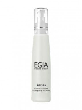 EGIA BIOPURA FRUIT ACIDS CLEANSING GEL