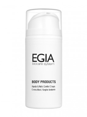 EGIA BODY PRODUCTS HAND & NAIL COMFORT CREAM