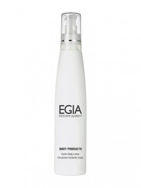 EGIA BODY PRODUCTS HYDRO BODY LOTION