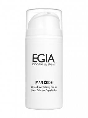 EGIA MAN CODE AFTER-SHAVE CALMING SERUM