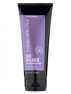 MATRIX TOTAL RESULTS COLOR OBSESSED SO SILVER TRIPLE POWER MASK
