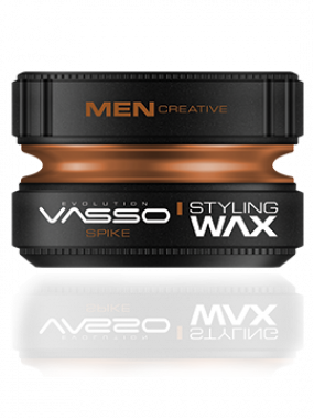 VASSO STYLE WAVE STYLING WAX PRO-CLAY SPIKE