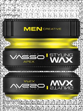 VASSO STYLE WAVE STYLING WAX PRO-MATTE PASTE APEX