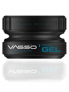 VASSO STYLE WAVE STYLING WAX BLACK EDITION ASYMMETRY
