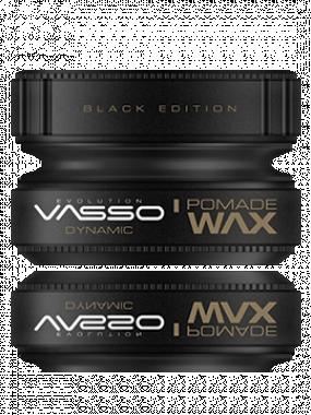 VASSO STYLE WAVE STYLING WAX BLACK EDITION DINAMIC