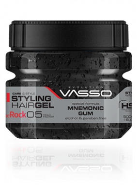 VASSO STYLE WAVE STYLING GUM THE ROCK