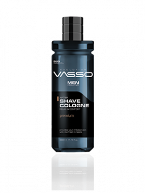 VASSO SKIN CARE AFTERSHAVE COLOGNE PREMIUM